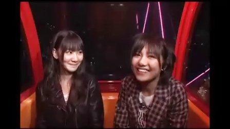 今週の対談「柏木由紀×宮澤佐江」