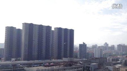 杭州上塘德胜高架 好q的大蜻蜓