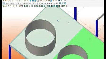 钢结构详图软件xsteel视频-楼梯创建