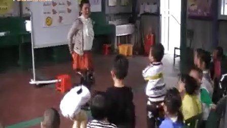 顺昌县第二实验幼儿园中班韵律活动《打喷嚏的小老鼠