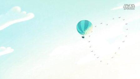 法国版天空之城可爱系动画《两小无猜》