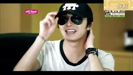 111017 tvN《花美男拉面店》oh boy选拔 丁一宇客串评委