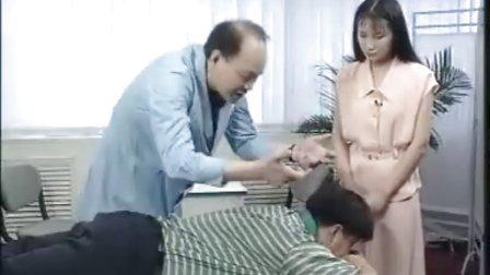 體育保健按摩系列(3)治療前額痛與頭頂痛