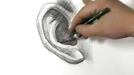 戒指素描教程图解