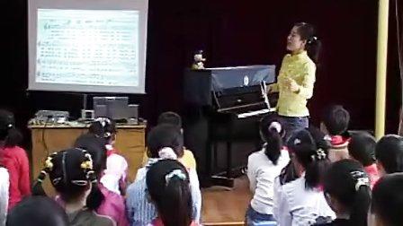 小学五年级音乐优质课视频下册《亲爱的回声》_苏教版