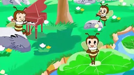 小蜜蜂学跳舞(幼儿教育启蒙教育少儿教育小孩教育儿童启蒙教育)