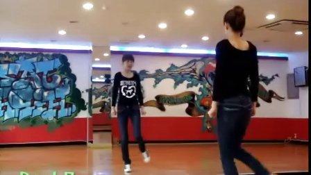 【丸子控】少女时代 - Run Devil Run 舞蹈教学10(镜面分解)