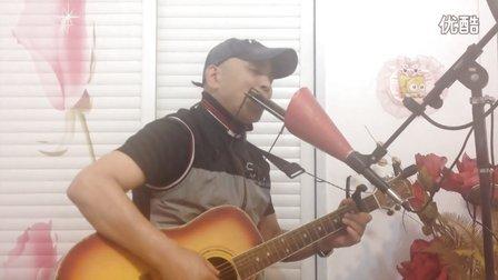 嚎嚎组合吉他口琴版《山楂树》