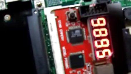 联想天逸y200笔记本电脑广达ed1主板开机跑码过程