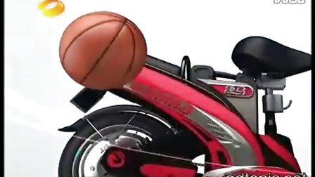 2011姚明捷马电动车广告
