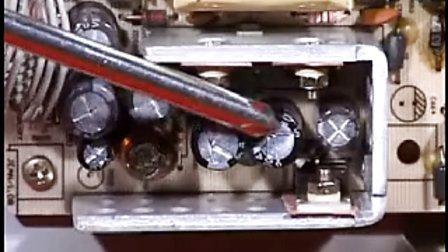 液晶显示器常见故障参照实物维修思路