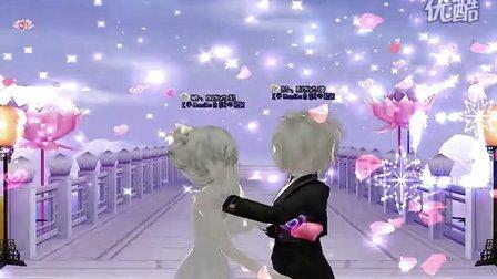 炫舞结婚的浪漫视频