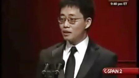 Joe Wong在美国的单口相声