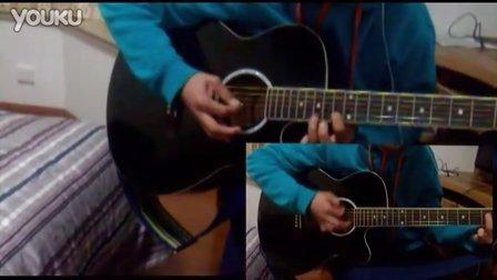 真的爱你  木吉他