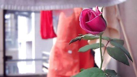 太空泥玫瑰花做法图解步骤