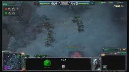 100914 GSL星际2公开赛第八日 Sopia(Z) vs Ensnare(T) 01 2010