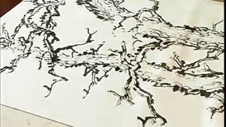 张大林国画技法图片