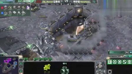 101016 Brainbox星际2邀请赛TSL_Revival(Z) vs MakaPrime( 2010