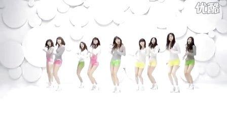 少女時代 Gee (Dance Ver.2)舞蹈第二版.mv101031上传
