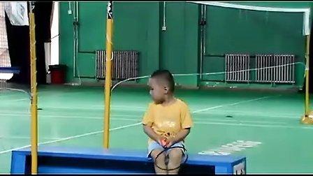 少儿羽毛球训练
