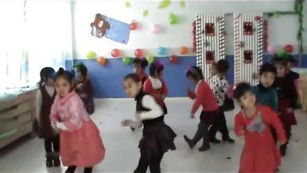 宁河县第四幼儿园元旦庆祝视频