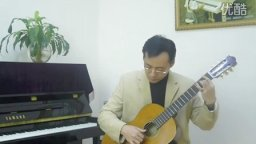 古典吉他 阿尔罕布拉宫的回忆 济南郭昂古典吉他