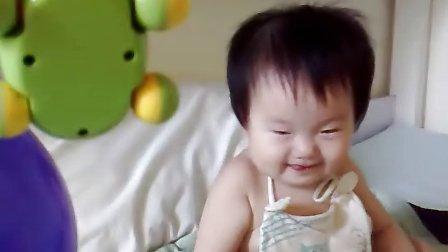 [可爱宝宝cc专辑]-出生第十个月
