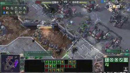 星际2 BrainBox战队联赛NEX.수호신(Z) VS oGs.Garimto(T) 2010
