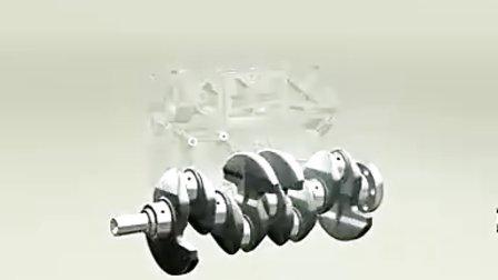 汽车发动机 发动机分类、结构与原理