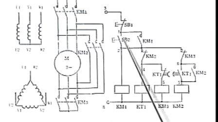 怎样看电气控制电路图