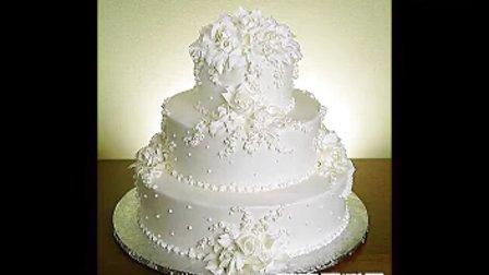剪纸蛋糕图解步骤