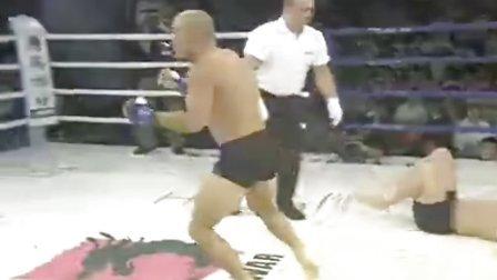 进军国际UFC中国第一人--张铁泉