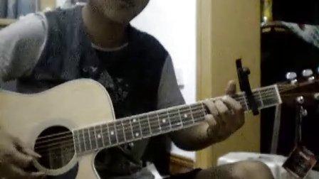 吉他弹唱 相爱后动物感伤