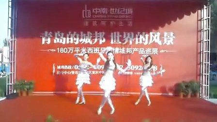 青岛曼陀罗舞蹈团演出视频
