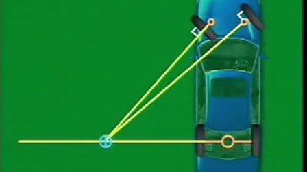汽车转弯半径