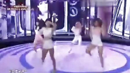 韩国美女热舞现场