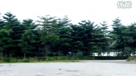 450直升机3D特技飞行视频