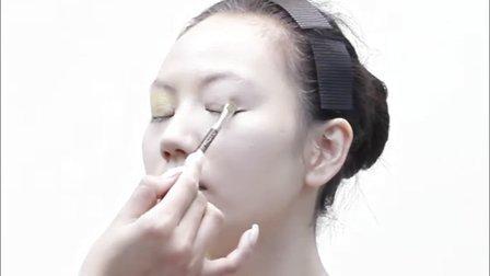 时尚 彩妆视频教程 化妆步骤