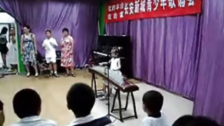 少儿音乐会-古筝