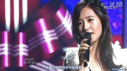 100731.Baby_Baby.少女时代.MBC.音乐中心.告别舞台
