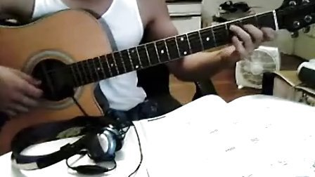 铃儿响叮当 吉他视频