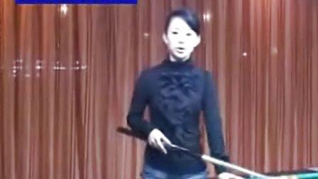 潘晓婷台球教程
