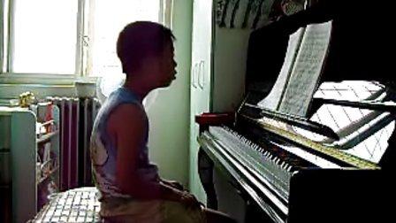 仙宫钢琴曲 乐谱