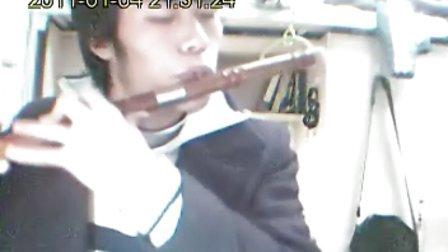 孤星独吟(竹笛演奏)