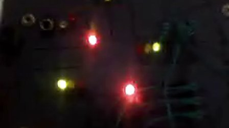 交通灯实验