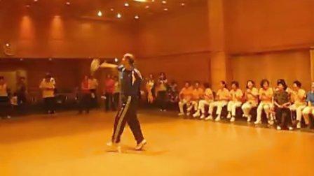 柔力球白老師在台灣的精采展演