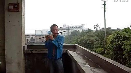 笛子 敢问路在何方视频