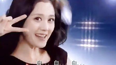 张娜拉 麦农白奶茶广告