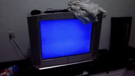 电视有声音没图像