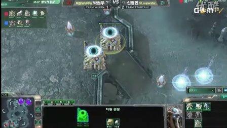 101014 Brainbox星际2邀请赛WeRRa vs St_Superstar 04 2010